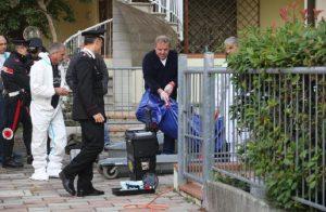 Omicidio Rocco Desiante, fermato un giovane di origine straniera (foto Ansa)