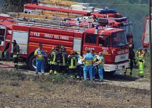 Reggio Emilia, esplode silos in un ex inceneritore: muore operaio (foto d'archivio Ansa)