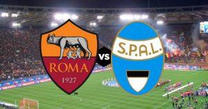 Roma-Spal streaming e diretta tv, dove vedere Serie A