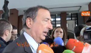 """Olimpiadi 2026, il sindaco Sala: """"A Milano cerimonia di apertura"""""""