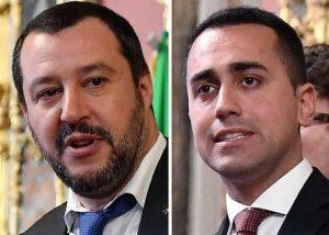 Salvini e Di Maio aggrediscono Inps e Bankitalia. Mattarella e Cassese gli spiegano la Costituzione