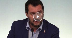 """Manovra, Salvini: """"Non moltiplica pani e pesci ma migliora la vita degli italiani"""""""