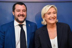 Parlamento europeo 2019, sondaggi: ai sovranisti 160 seggi su 705