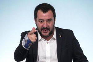 """Salvini: """"La Ue può mandare letterine fino a Natale, ma la manovra non cambia"""""""