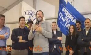 Salvini Saviano influenza
