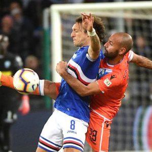 Sampdoria-Spal: 2-1. Paloschi illude, ma Linetty e Defrel regalano la vittoria a Giampaolo