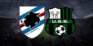 Sampdoria-Sassuolo streaming e diretta tv, dove vederla (Serie A)