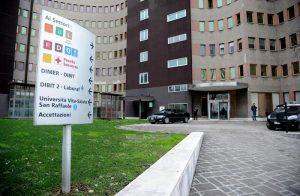 Spina bifida, feto operato nell'utero: al San Raffaele di Milano tecnica mai utilizzata prima in Europa