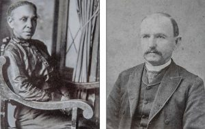 L'ex schiava e il soldato confederato sposi quando il matrimonio interrazziale era proibito