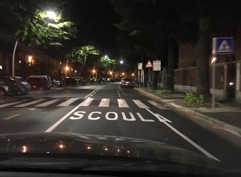 Scoula via Carducci Cesena