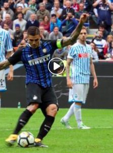 Spal-Inter 1-2 highlights e pagelle (Ansa)