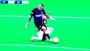 """Spalletti: """"Nainggolan è troncato e salta Barcellona-Inter. Starà fuori a lungo"""""""