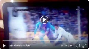 Suarez, VIDEO gol in Barcellona-Real Madrid: primo storico rigore concesso nel Clasico con il VAR
