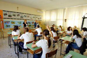 Maltempo Terracina, le scuole riapriranno lunedì 5 novembre (foto d'archivio Ansa)