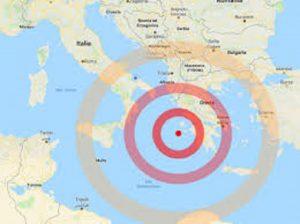Terremoto al largo della Grecia, forte scossa 6.8 avvertita in tutto il Sud Italia