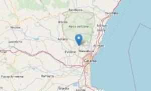 Terremoto vicino Catania: scossa 2.9 a Belpasso, alle pendici dell'Etna