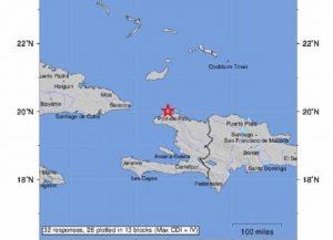 Terremoto Haiti, seconda scossa di magnitudo 5,2. Il bilancio è di 11 morti (foto Ansa)