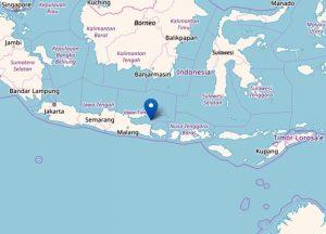 Terremoto Indonesia, scossa del 6 al largo di Bali il 10 ottobre