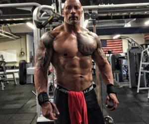 The Rock, la dieta di Dwayne Johnson: 5000 calorie al giorno