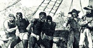 """Sud Africa, ritrovati i resti della """"nave degli schiavi"""": la São José Paquete de Africa"""