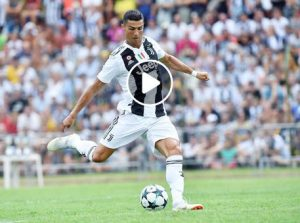 Udinese-Juventus 0-2 highlights pagelle Cristiano Ronaldo video gol
