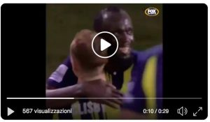 Usain Bolt, prima doppietta da calciatore professionista (VIDEO)