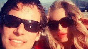 Valeria Marini, il bacio a Ivan e la reazione del fidanzato Patrick Baldassari