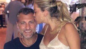 """Christian Vieri, gaffe a Verissimo con Silvia Toffanin: """"Se mi sposo? E tu?"""""""