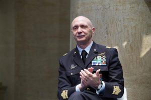 Capo di Stato Maggiore della Difesa, Enzo Vecciarelli