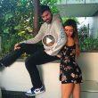 Michelly Sander, VIDEO e FOTO Instagram, shopping con Petagna