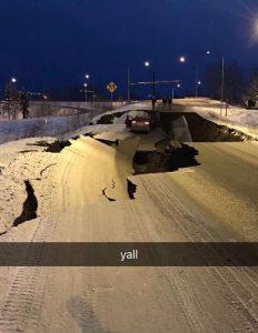 Terremoto Alaska, scosse di magnitudo tra 6.6 e 7.1. Allarme tsunami 2