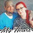 """Travis Thompson, detenuto Usa con scritto """"hate"""" sulla fronte, sposa un'inglese"""