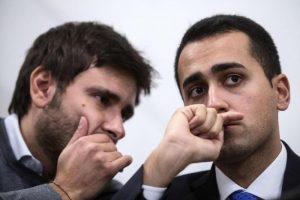 """""""Putt... e pennivendoli"""": cronista palermitano denuncia Di Maio e Di Battista"""