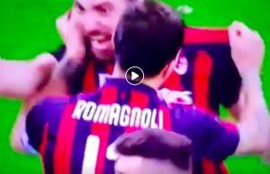 Milan-Juventus, Higuain perde la testa (VIDEO): aggredisce arbitro e viene espulso, poi scoppia in lacrime