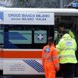 Milano, intrusa in metro fa scattare calo tensione: brusca frenata, passeggeri feriti05