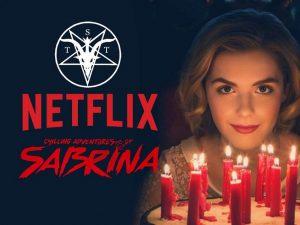 """Netflix citata in giudizio dai satanisti: """"Offende nostre divinità"""". Vogliono 50 mln"""
