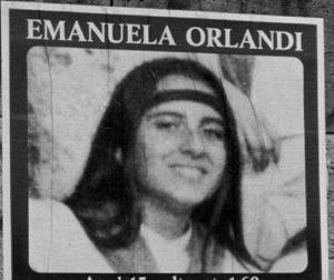 Emanuela Orlandi (nella foto), non è lei la donna sepolta in Nunziatura né la Gregori