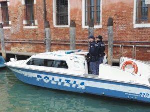 venezia polizia