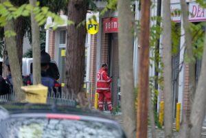 Pieve Modolena, Francesco Amato barricato in posta: carabinieri liberano gli ostaggi 3