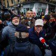 Terra dei fuochi, Salvini contestato a Caserta5