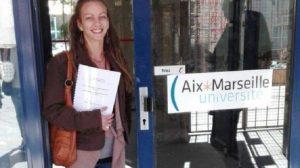 Simona Carpignano, la ragazza italiana dispersa dopo il crollo dei palazzi a Marsiglia