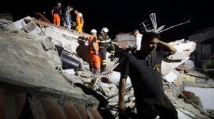 Condoni e terremoti in Italia: figli (Ischia) e figliastri (Centro Italia) del governo. Conte copre verità