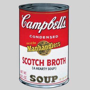 Andy Warhol in mostra a Cortina d'Ampezzo, Roma e Bologna