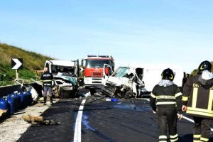 matera incidente