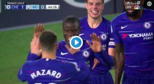 Chelsea-Manchester City 2-0, gli highlights: colpaccio di Sarri contro Guardiola