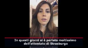 Antonio Megalizzi in coma: lo sconcerto dei giovani italiani il VIDEO (video instagram BlitzQuotidiano)