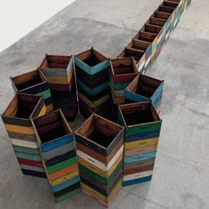 Contemplare: l'installazione di Carlo Dell'Amico alla Fondazione Stelline di Milano