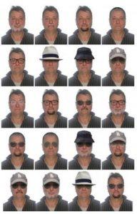 Cesare Battisti latitante: diffuse 21 foto segnaletiche. Ecco come potrebbe essere