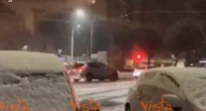 Bologna sotto la neve