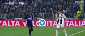 Cancelo mette a sedere Asamoah con un dribbling da playstation (VIDEO)